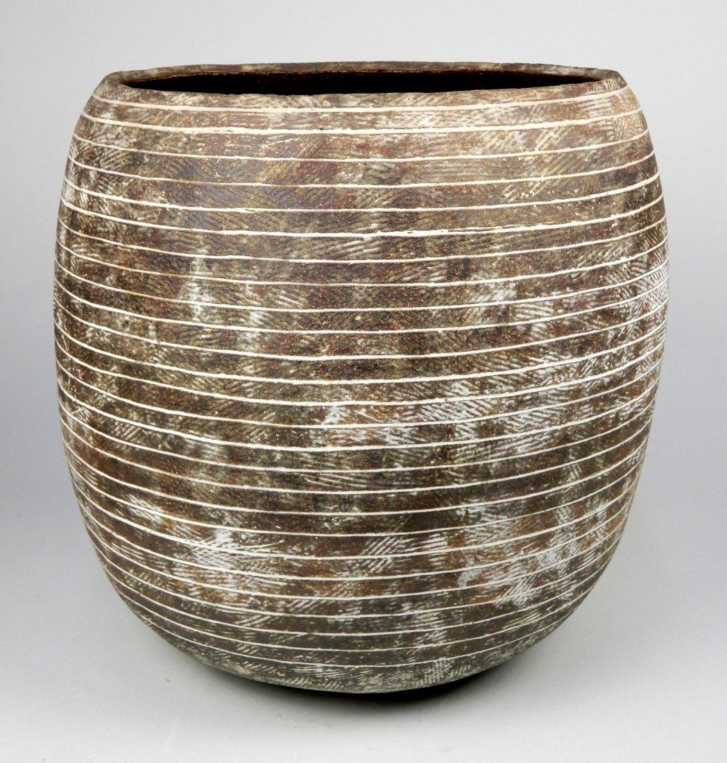 Claude Conover ceramic vessel - 2