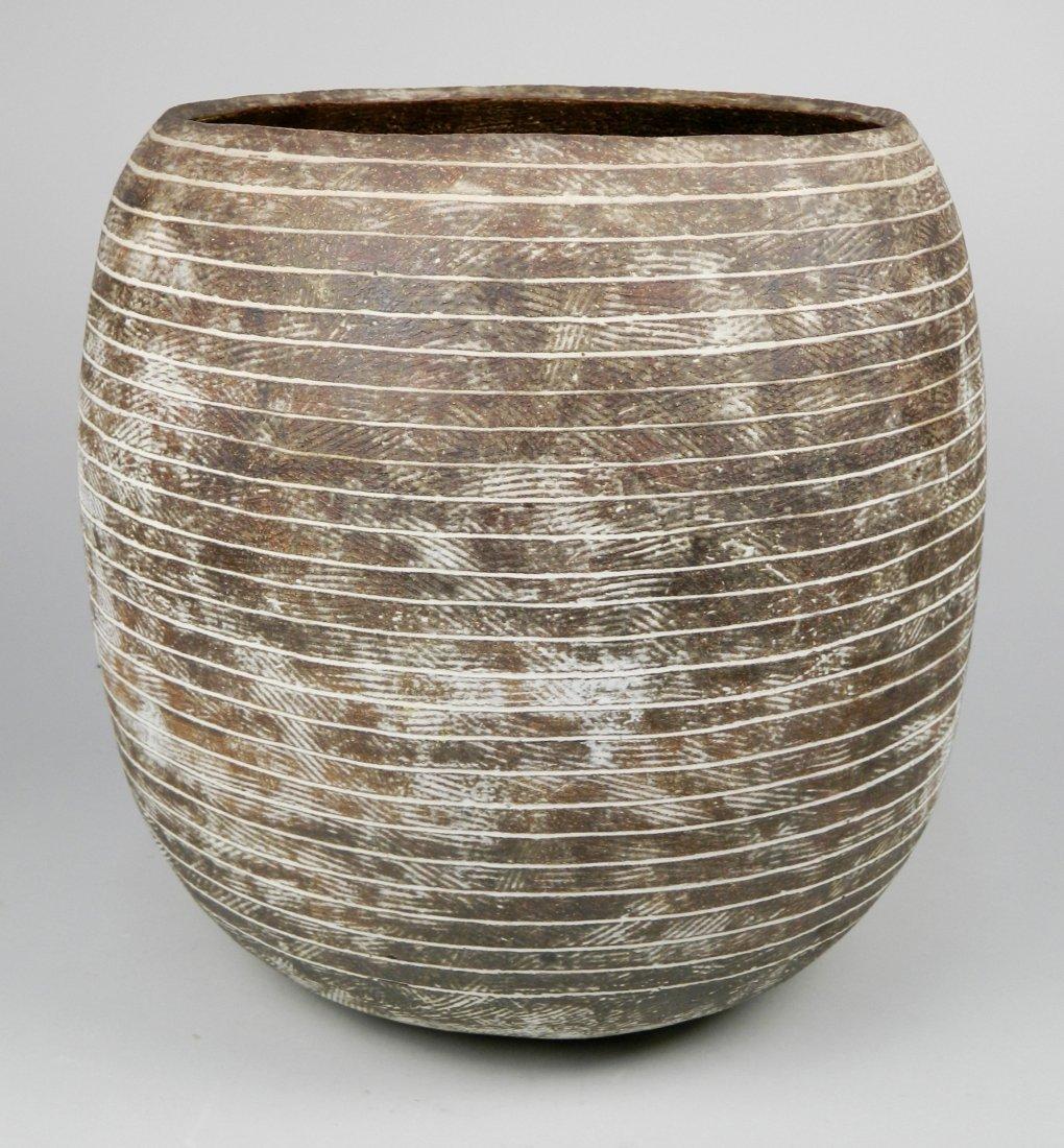 Claude Conover ceramic vessel - 3