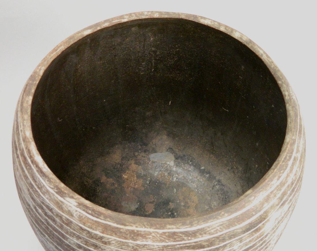 Claude Conover ceramic vessel - 4