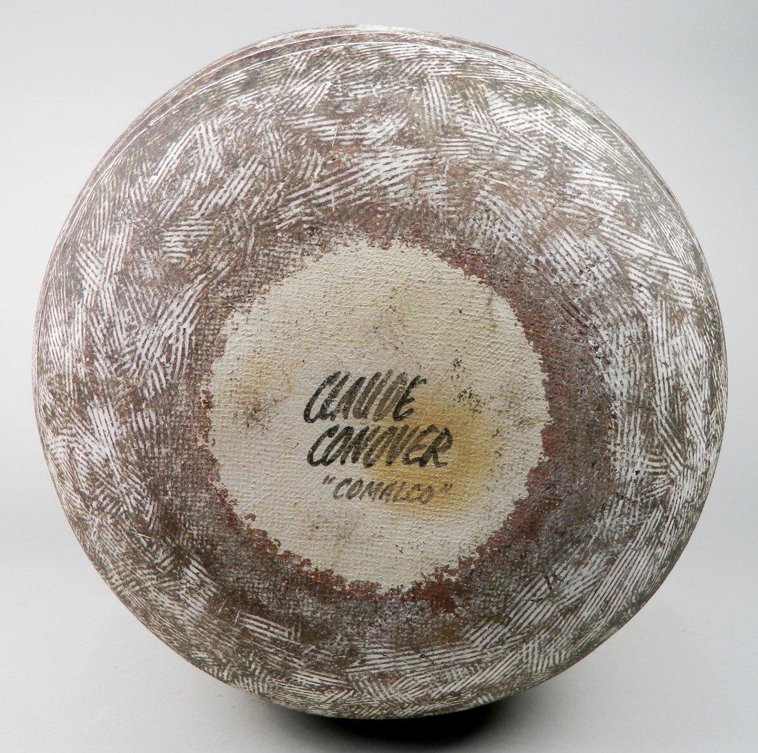 Claude Conover ceramic vessel - 5