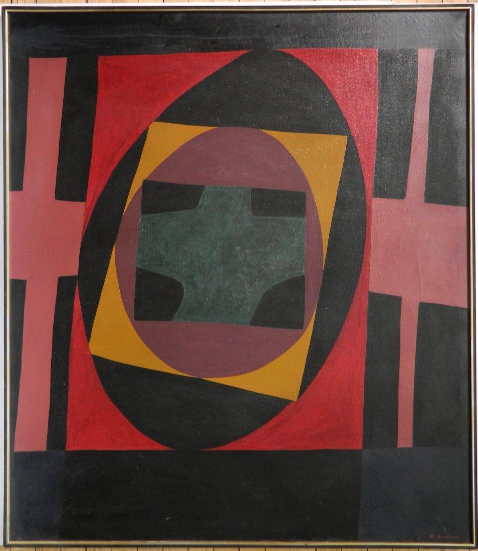 Richard Andres acryllic - 4