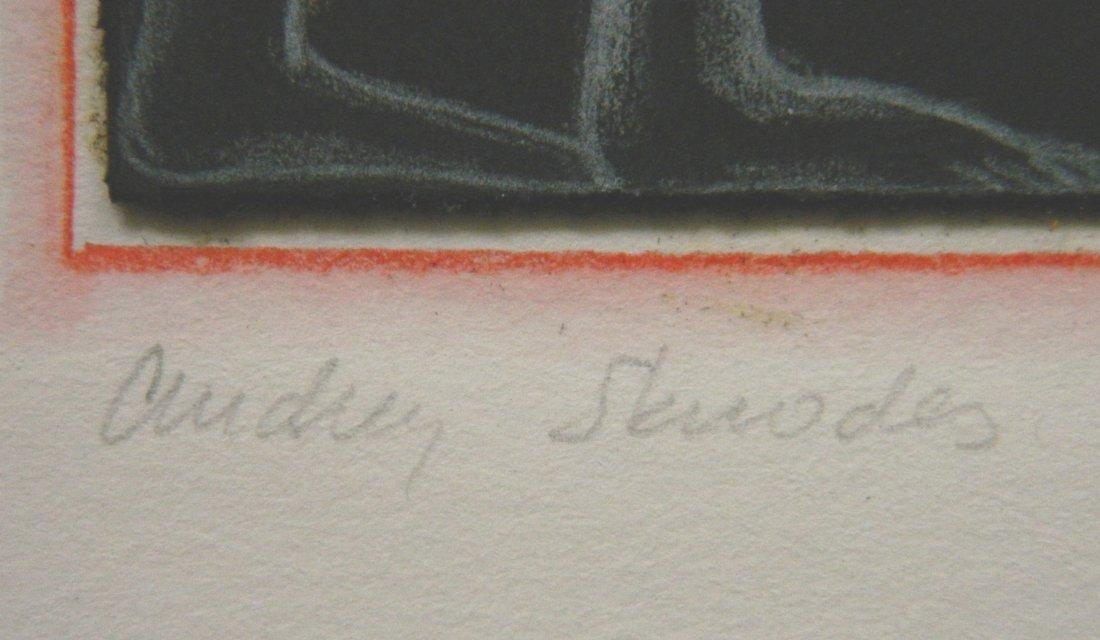Audrey Skuodas pastel - 3