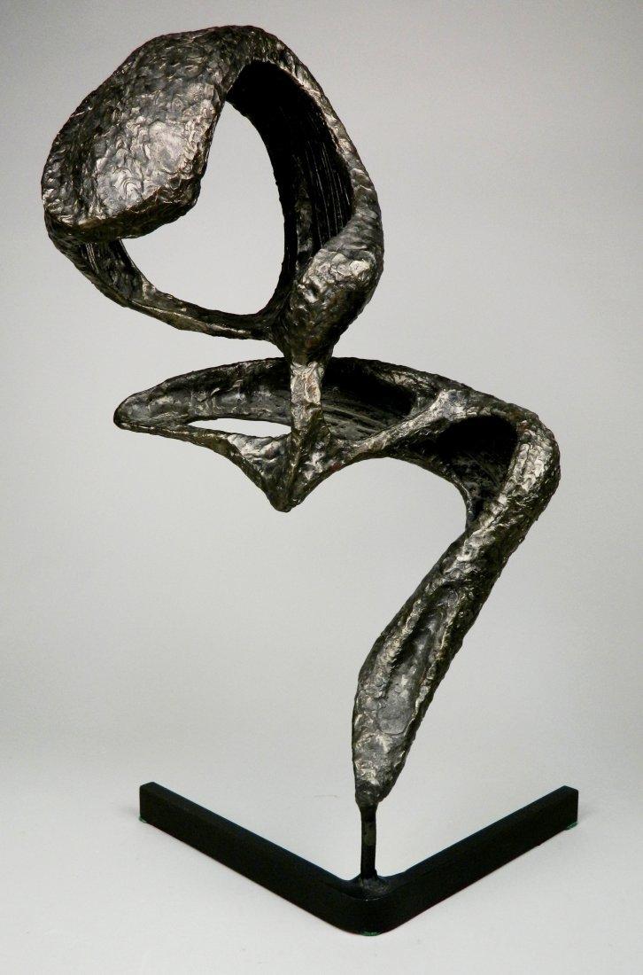 William Plunkett bronze sculpture