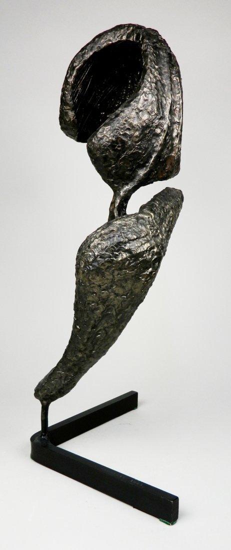 William Plunkett bronze sculpture - 2