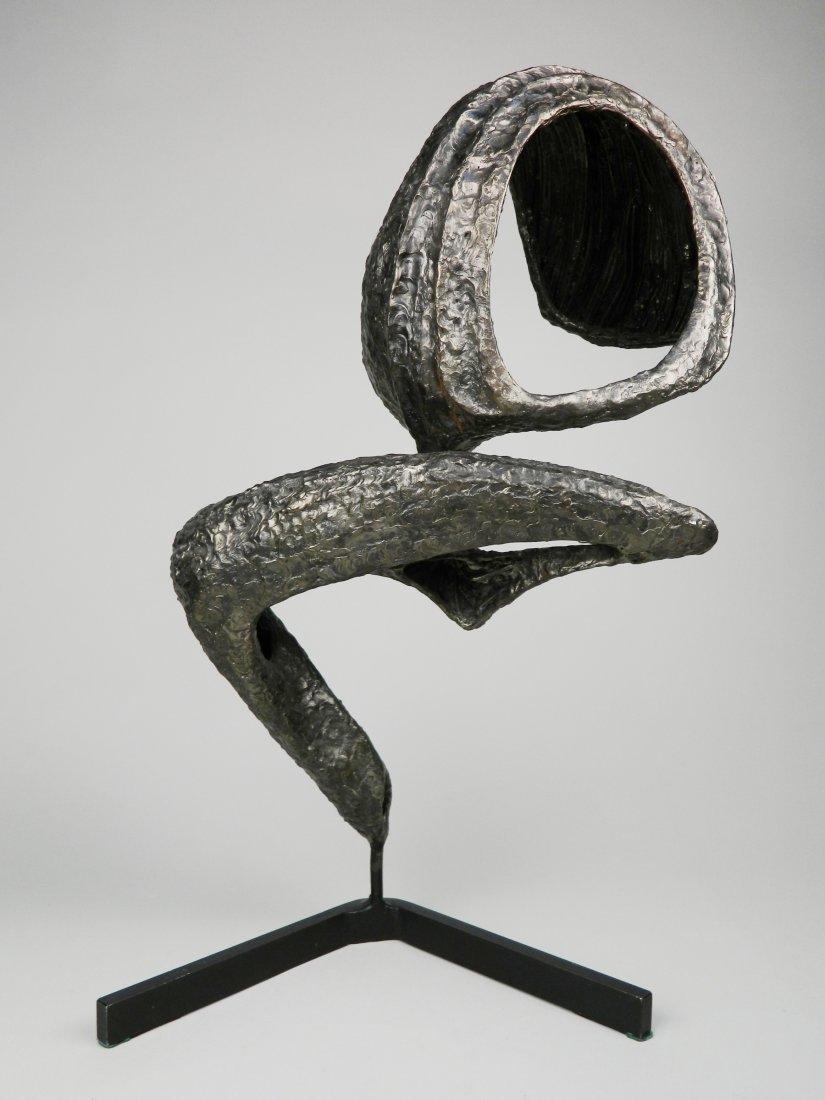 William Plunkett bronze sculpture - 3