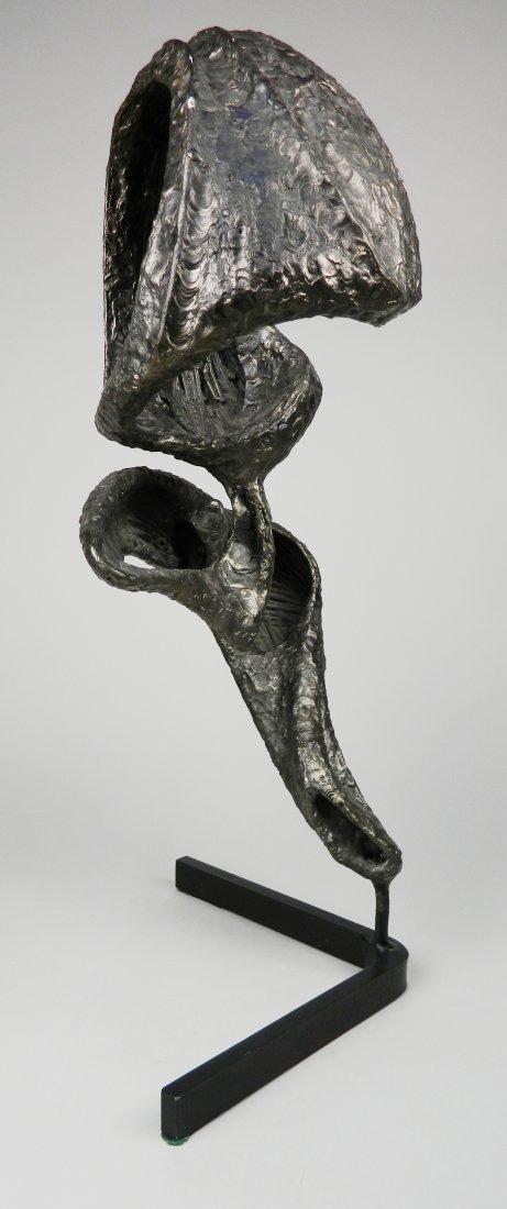 William Plunkett bronze sculpture - 4