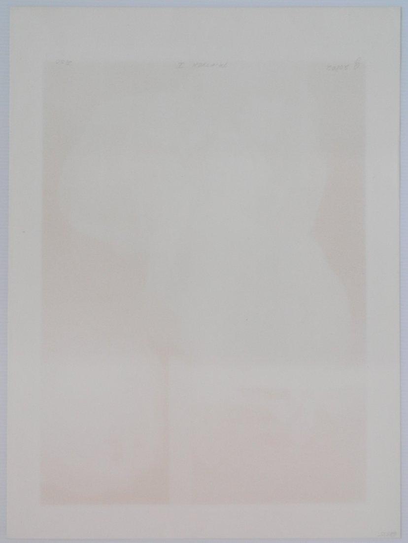 Sunol Alvar lithograph - 5