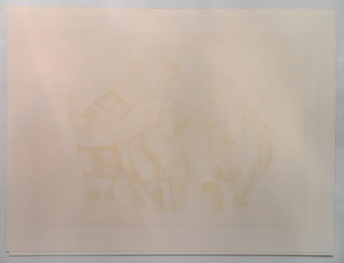 Graciela Rodo Boulanger lithograph - 4