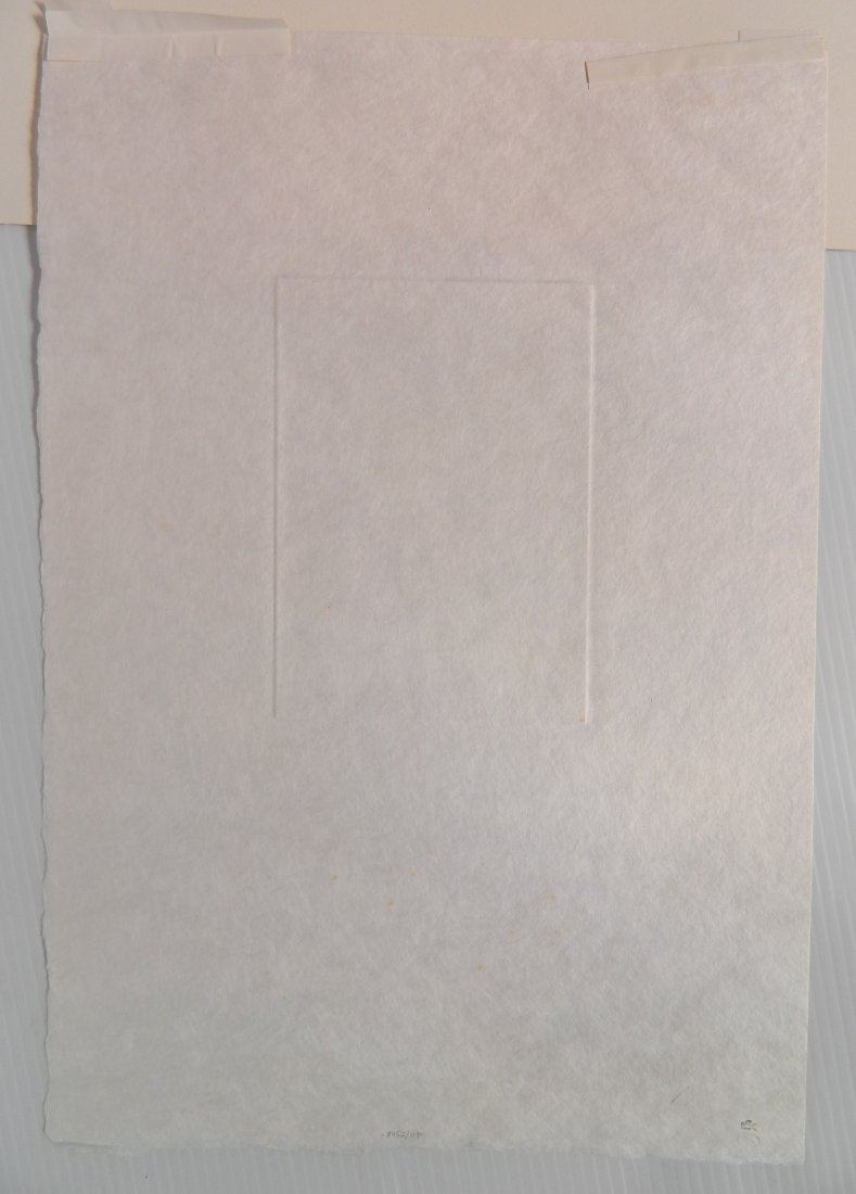 Salvador Dali etching - 3