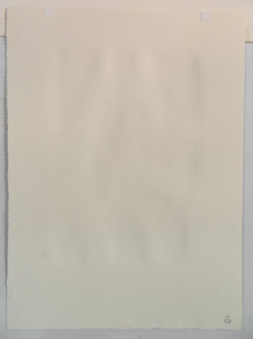 Erik Desmazieres etching - 4