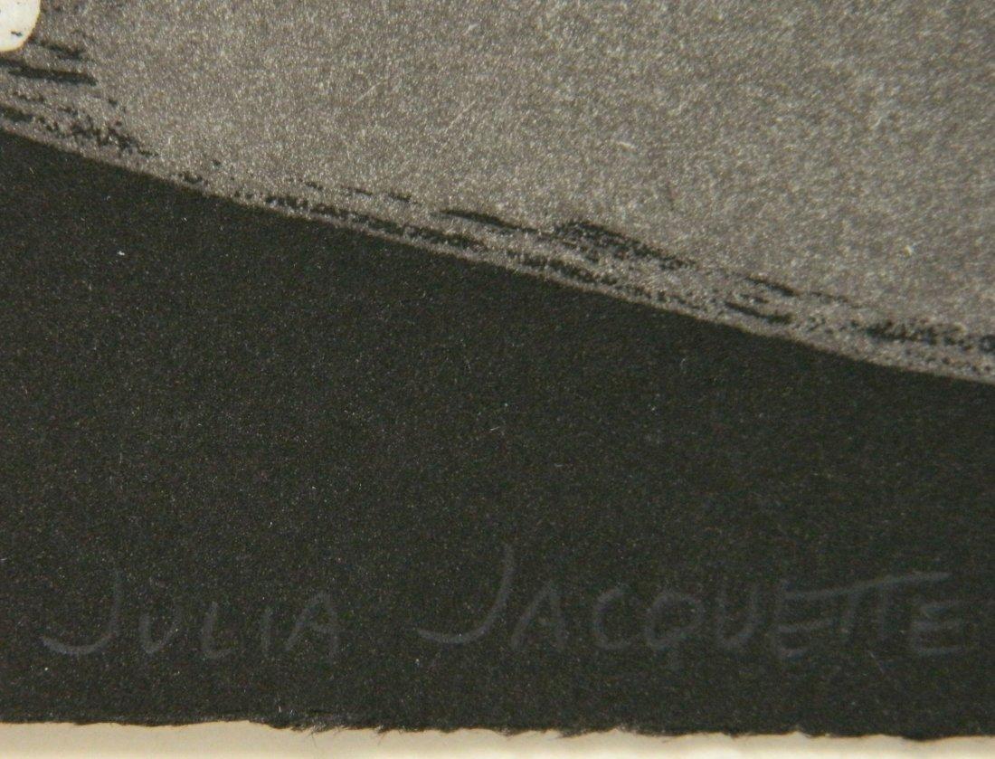 Julia Jacquette aquatint - 3
