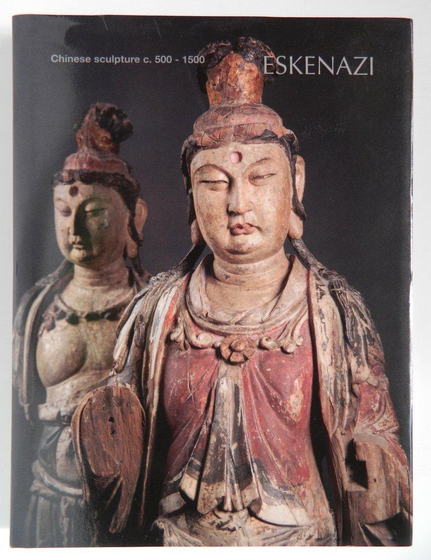 Eskenazi- Chinese Sculpture c. 500-1500