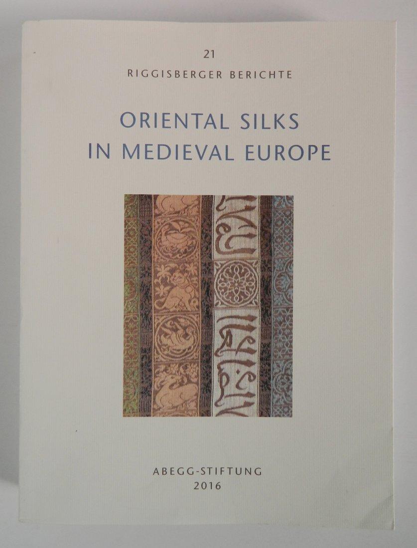 Von Fricks- Oriental Silks in Medieval Europe