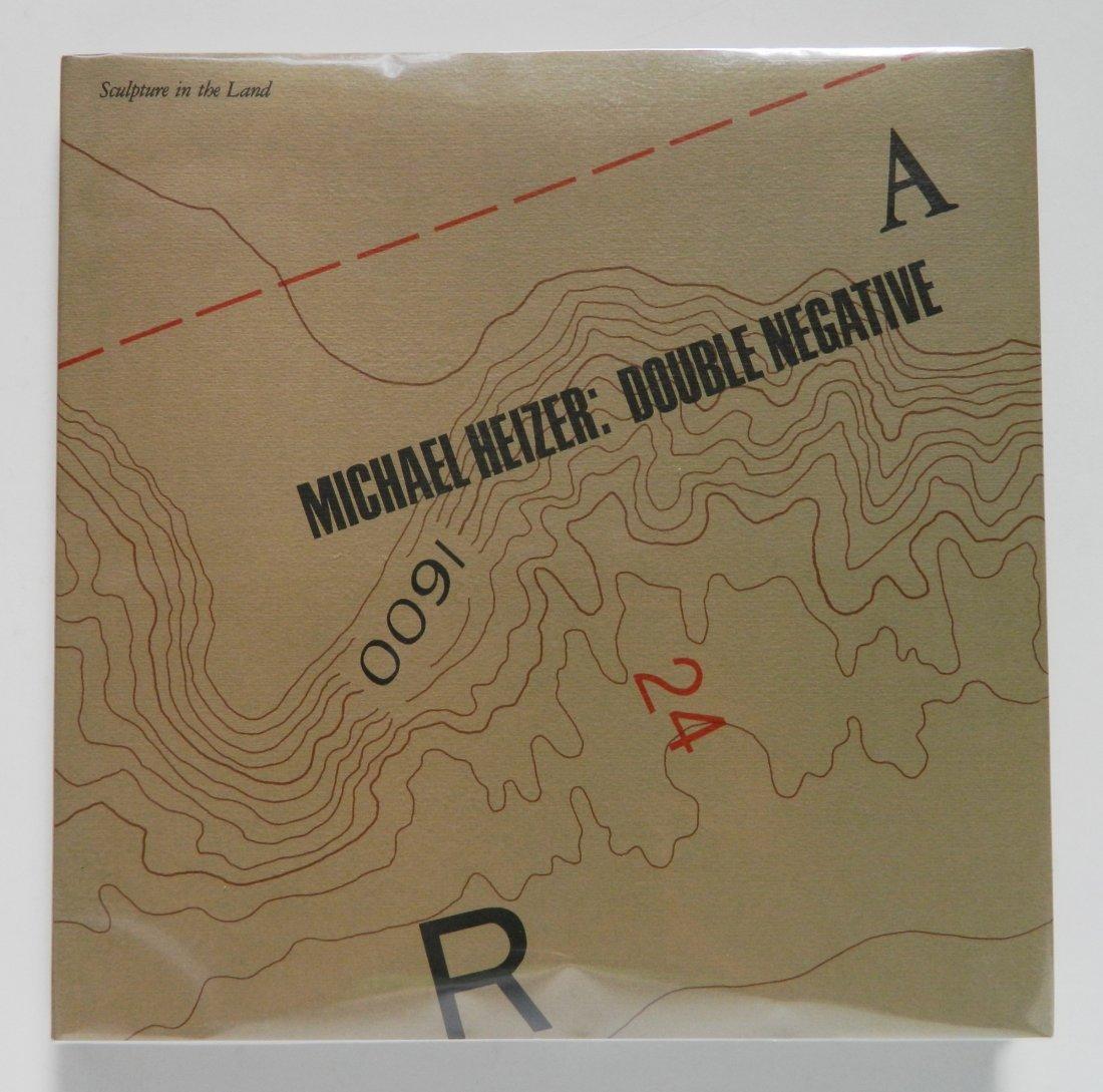 Heizer- Michael Heizer Double Negative ...