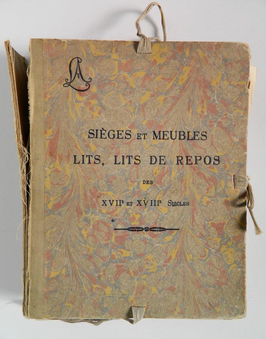 ''Sieges et Meubles - Lits - Lits de Repros des...