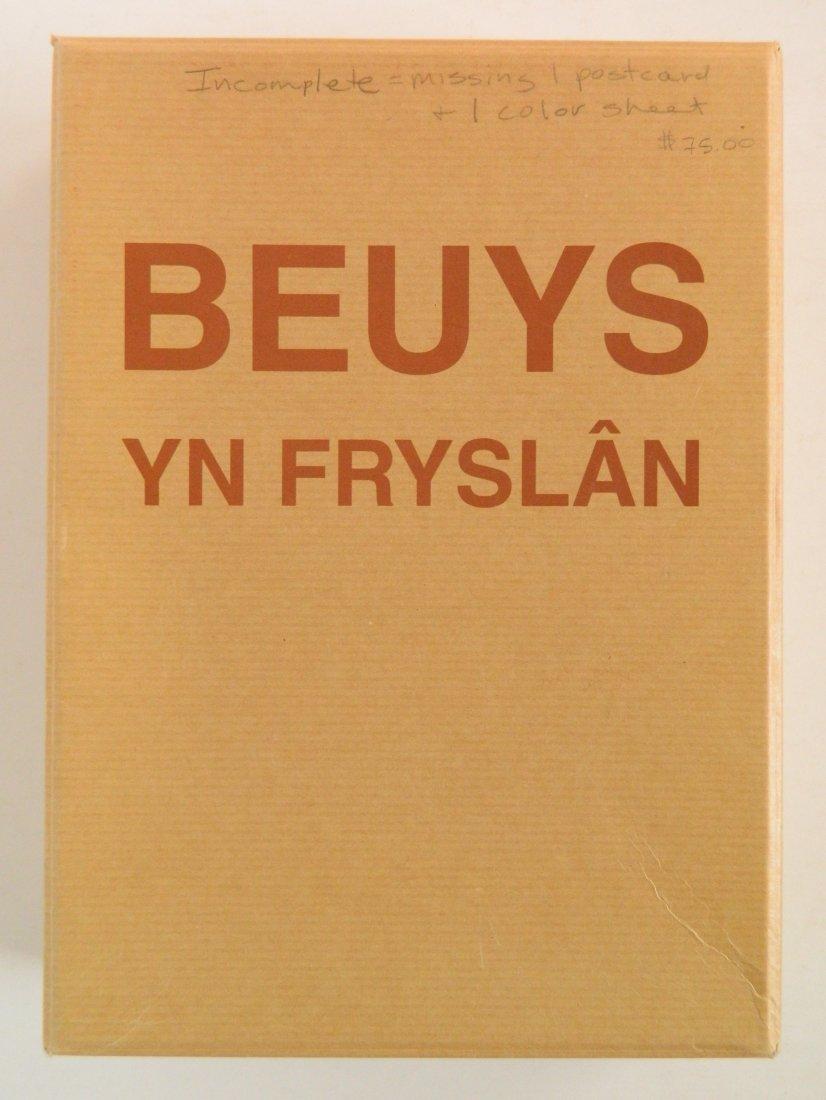 ''Beuys Yn Fryslan''