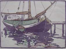 F H Whittington woodcut