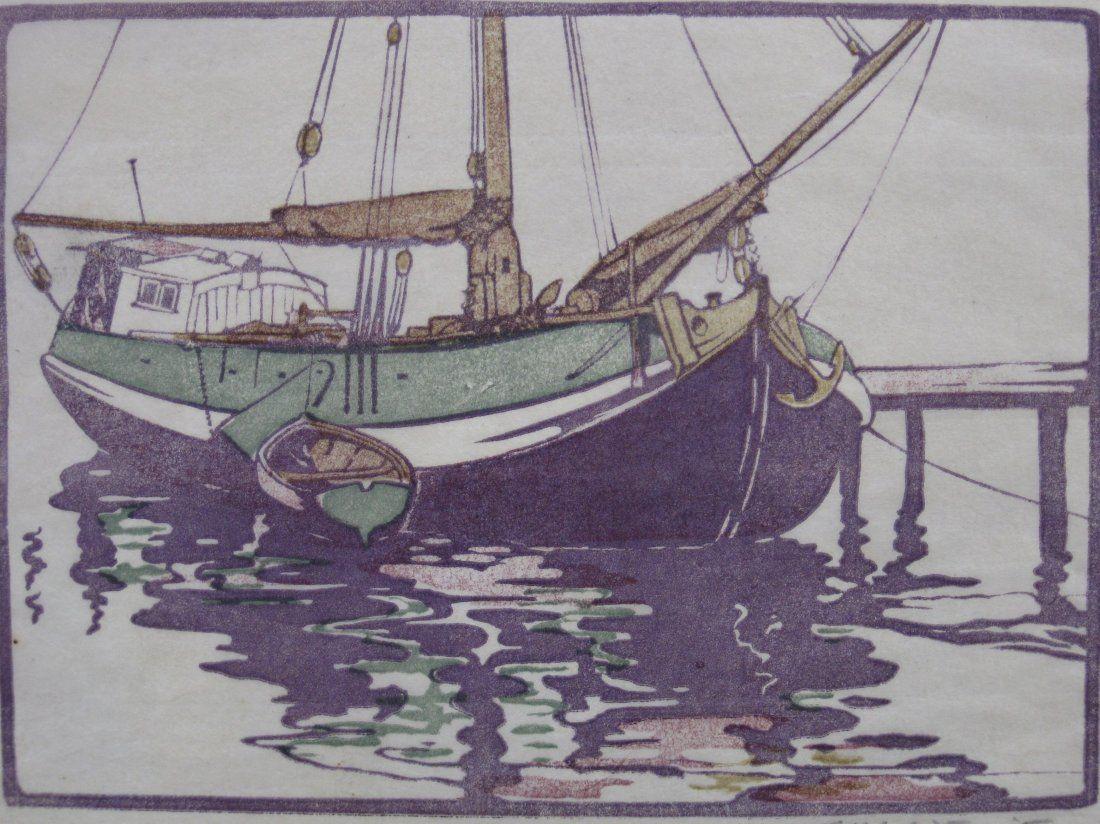 F. H. Whittington woodcut