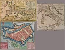 3 Antique maps