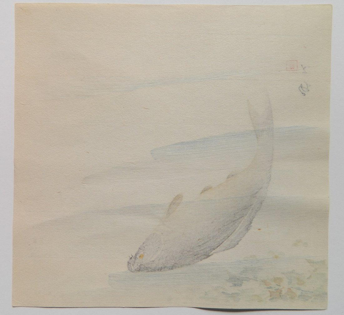 5 Japanese Shin Hanga woodcuts - 6