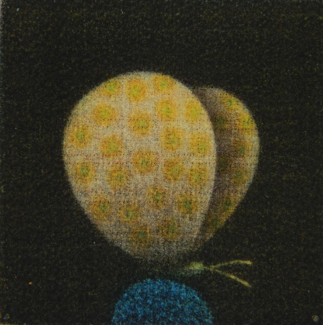 Yozo Hamaguchi mezzotint