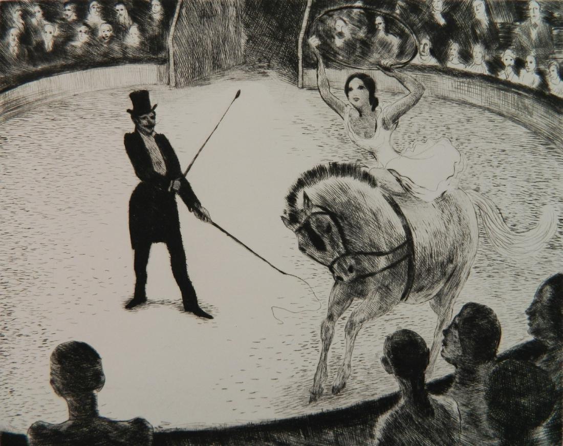 Gerard Cochet etching