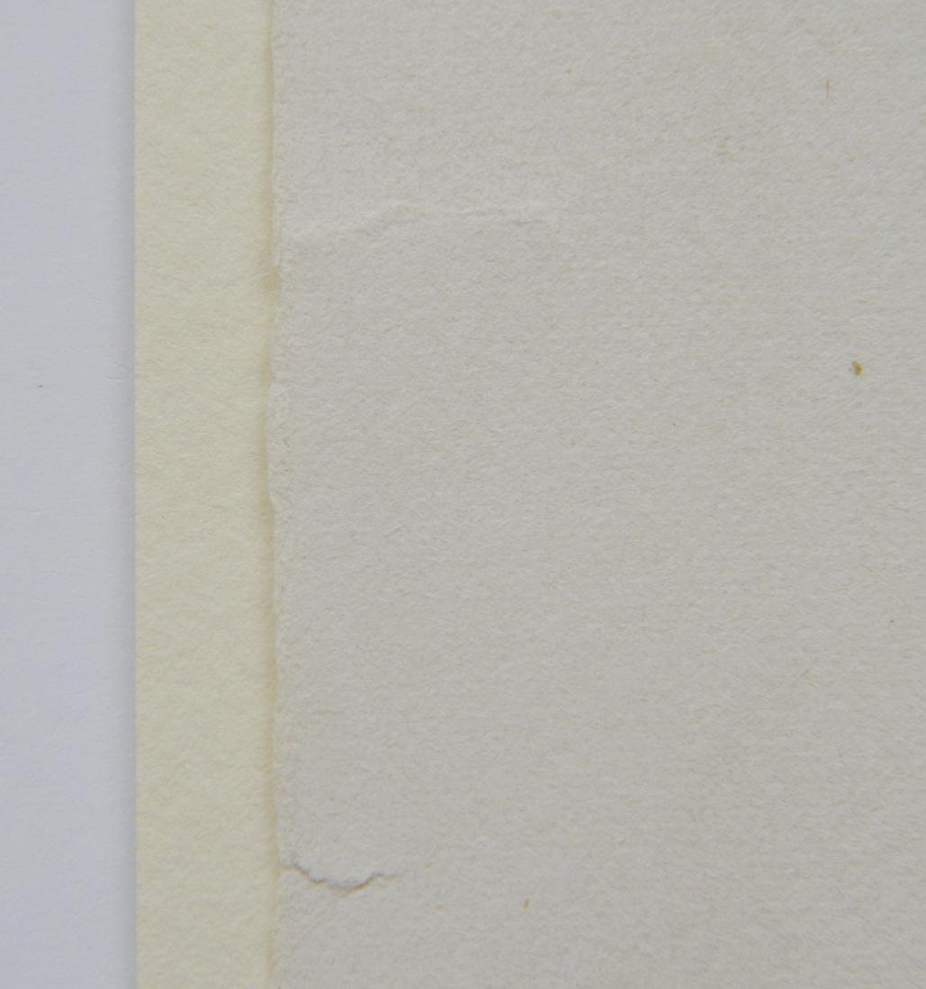 Gerard Cochet etching - 4