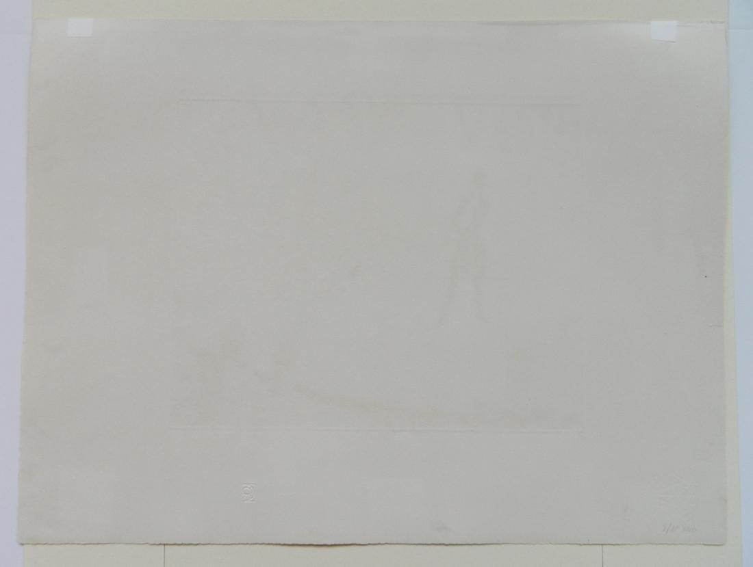 Gerard Cochet etching - 5