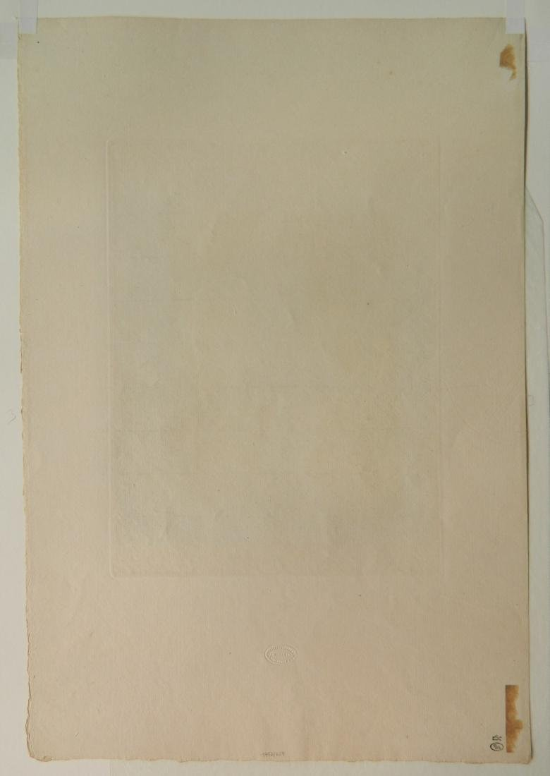 Maxime Lalanne etching - 3