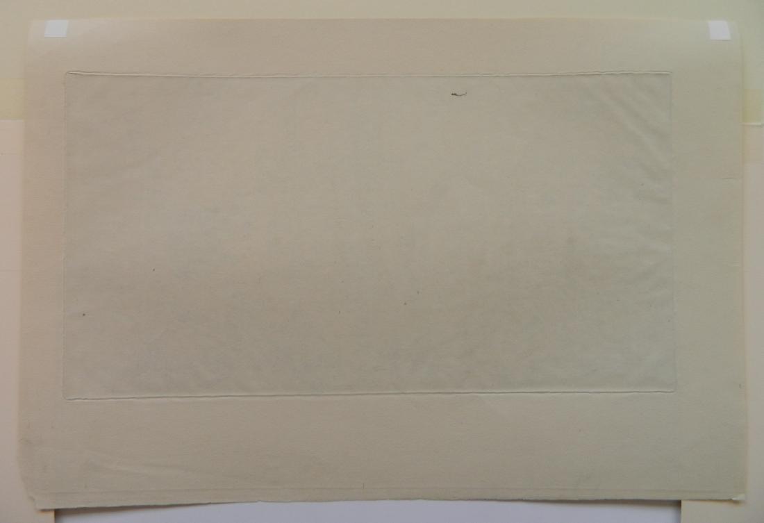 Clifford Addams etching - 4