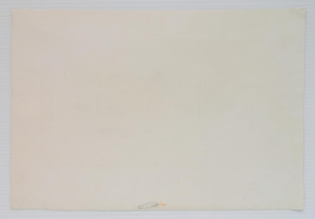 Peggy Bacon lithograph - 4