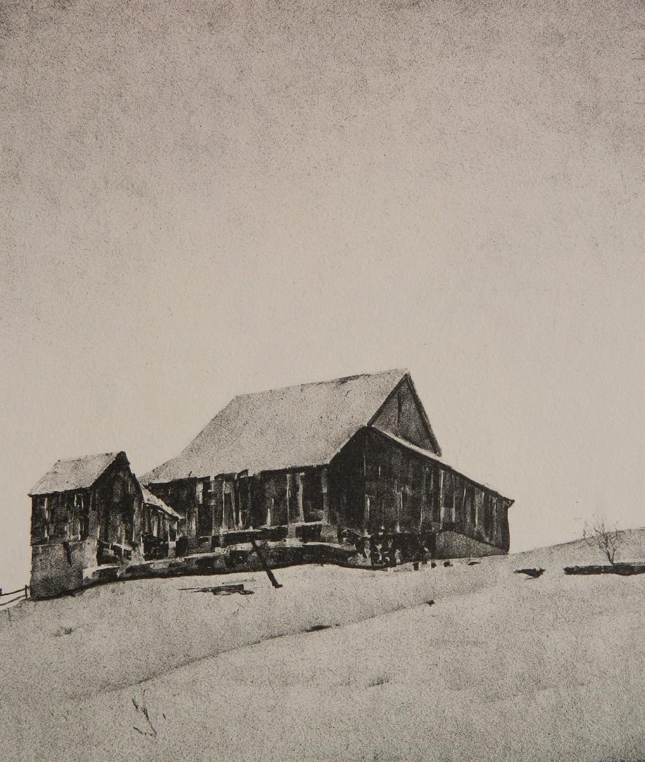 Albert Barker 6 lithographs - 10