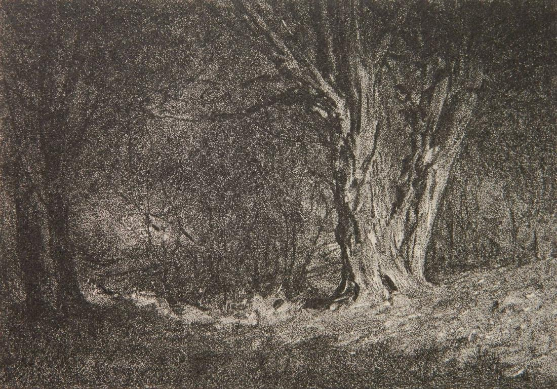 Albert Barker 6 lithographs - 2