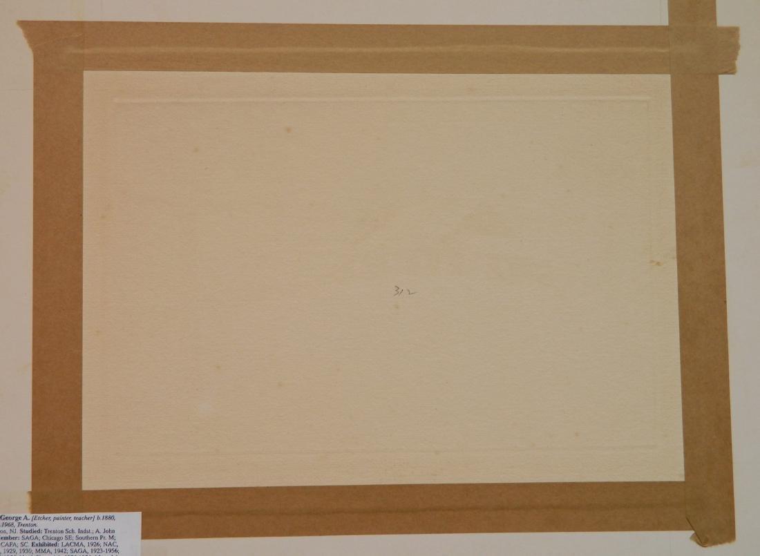 George Bradshaw etching - 4
