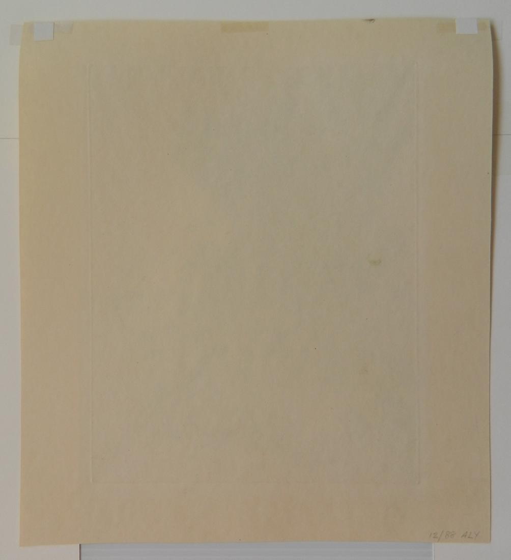 Mildred Bryant Brooks 2 etchings - 4