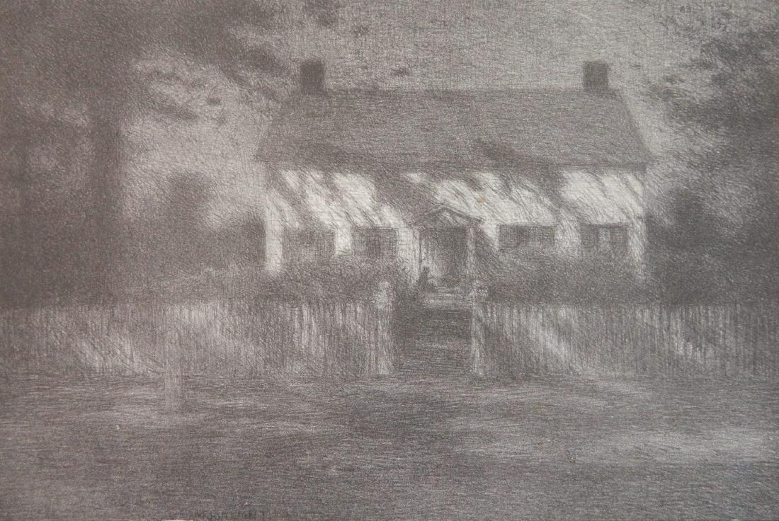 Bolton Brown lithograph