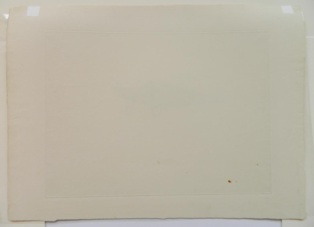 Wayne Davis etching - 4