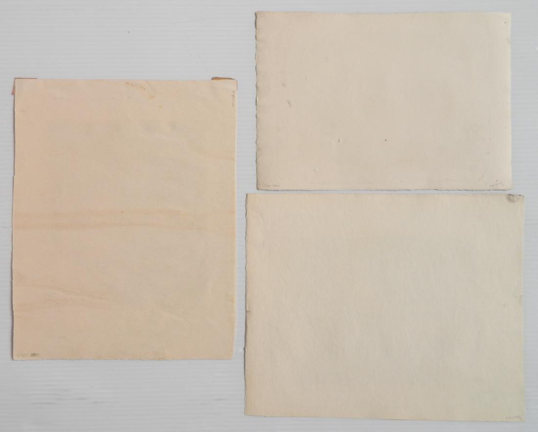 Edward Ferguson 3 lithographs - 2
