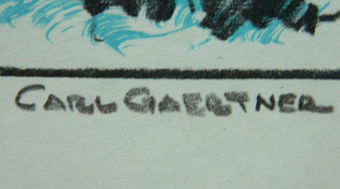 Carl Gaertner 2 graphite - 4