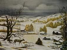 Emil Ganso lithograph