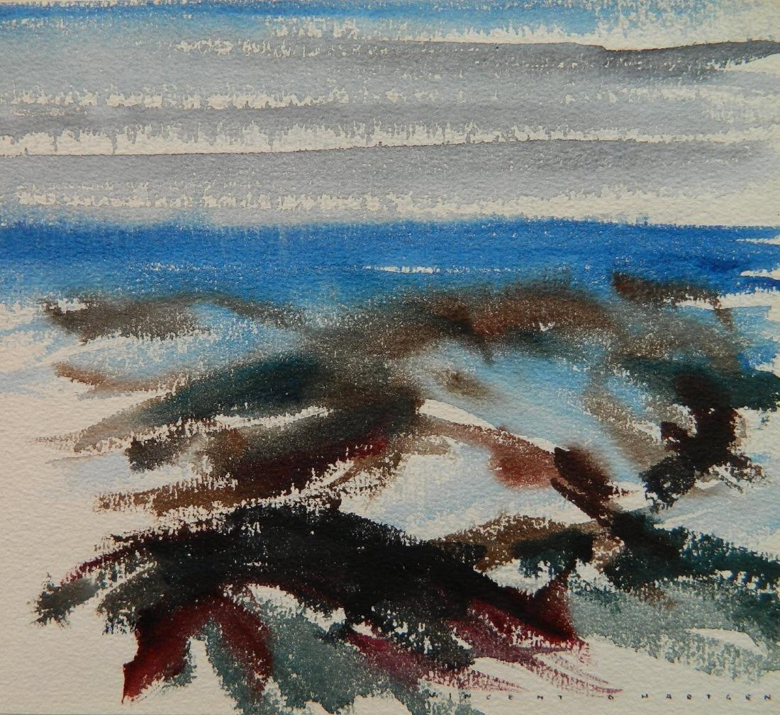 Vincent Hartgen watercolor