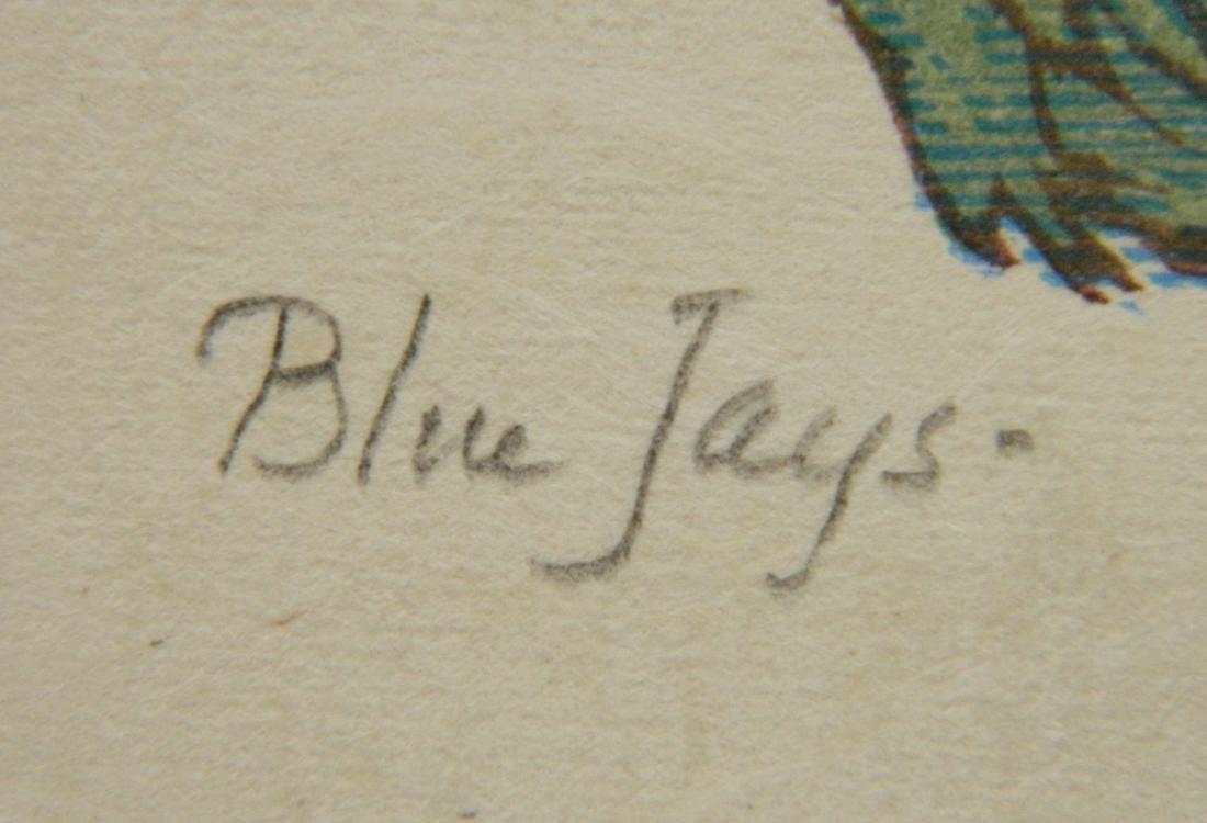 James D. Havens woodcut - 4