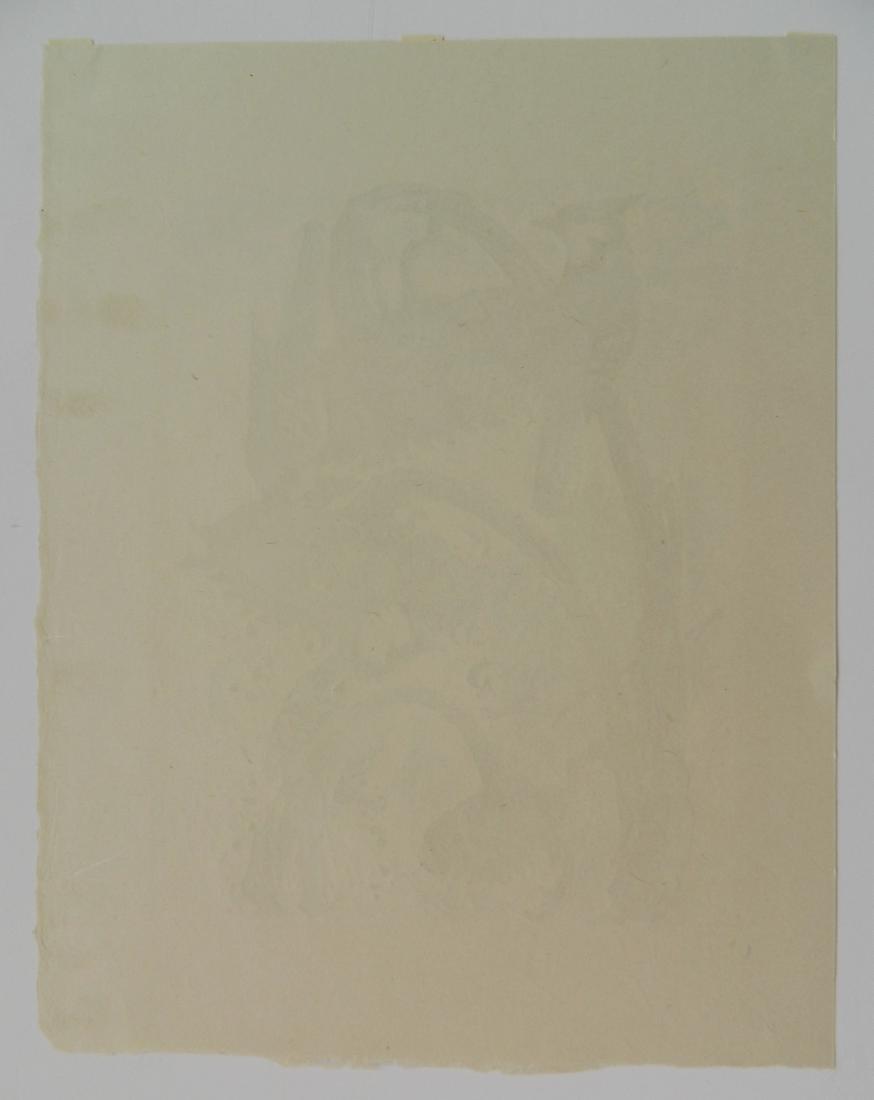James D. Havens woodcut - 5