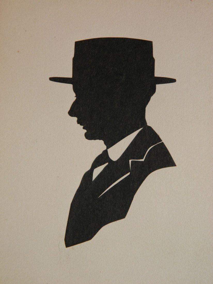 Phoebe Weeks Hazlewood paper-cut silhouette - 5