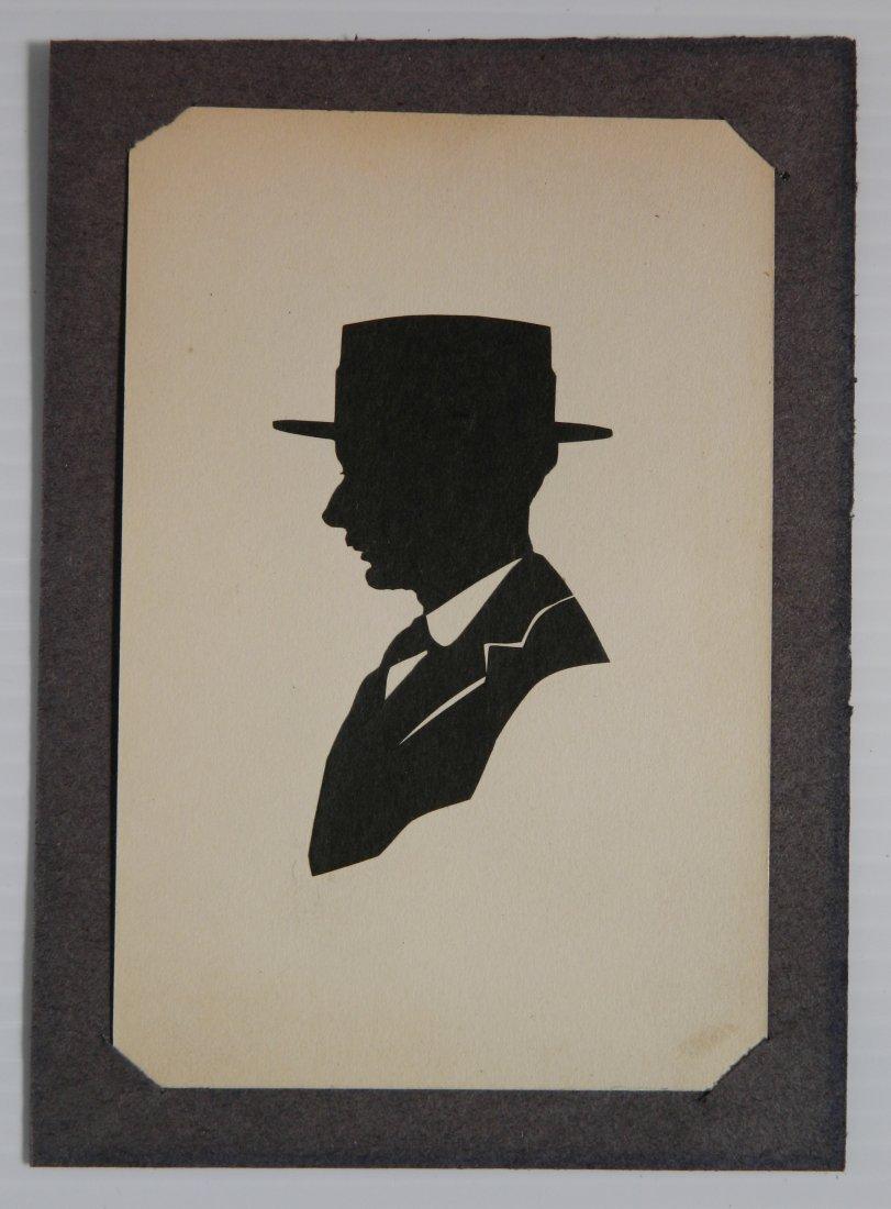 Phoebe Weeks Hazlewood paper-cut silhouette - 6
