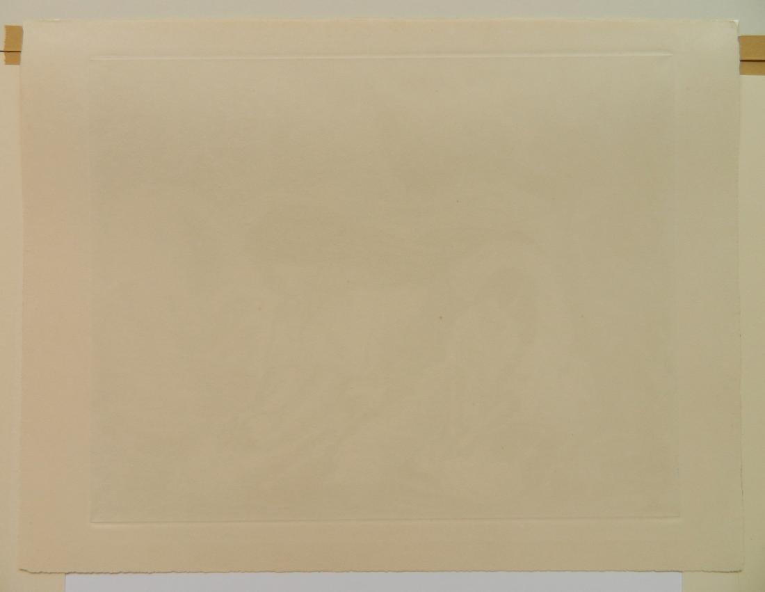 Irwin Hoffman 2 etchings - 4