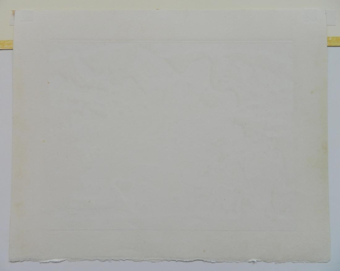 Irwin Hoffman 2 etchings - 7