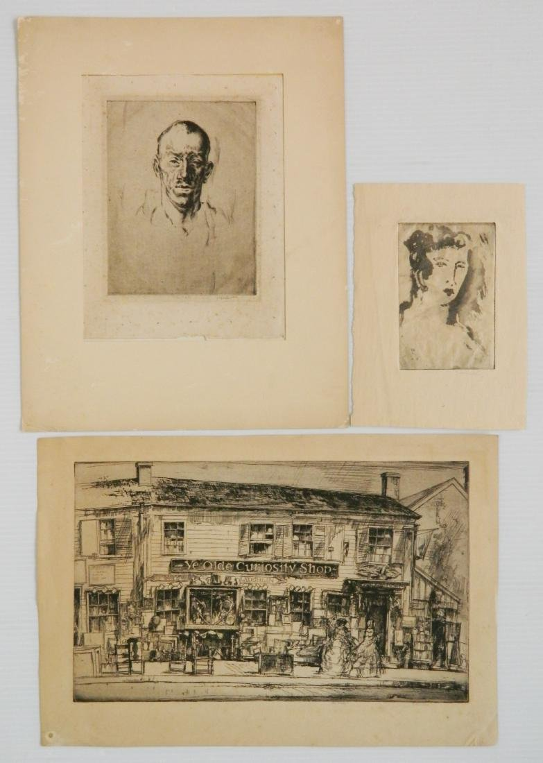 Earl Horter 3 prints