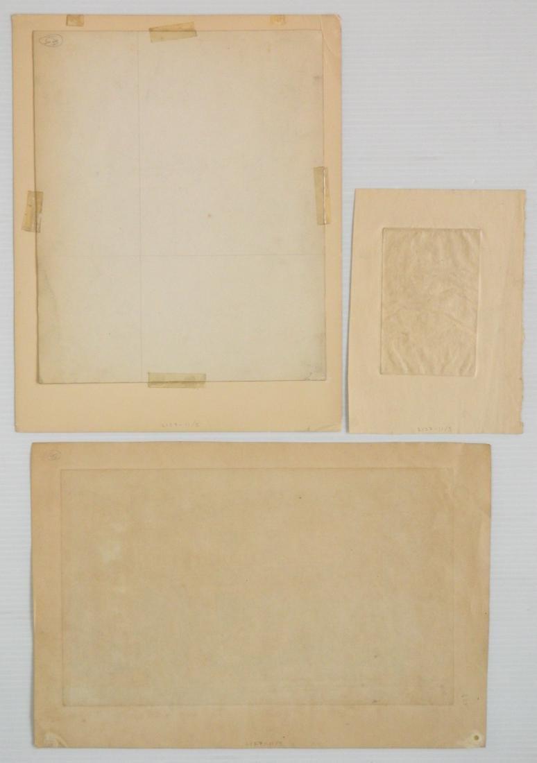 Earl Horter 3 prints - 2