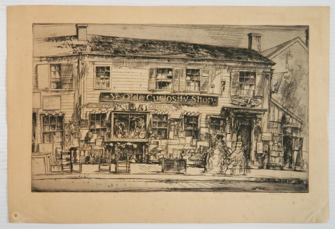 Earl Horter 3 prints - 3